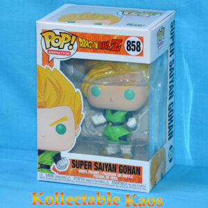 Dragon Ball Z - Super Saiyan Gohan in Green Suit Pop! Vinyl Figure