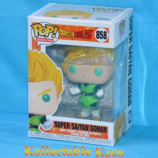 Dragon Ball Z - Super Saiyan Gohan in Green Suit Pop! Vinyl Figure