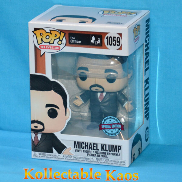 The Office - Michael Klump Pop! Vinyl Figure