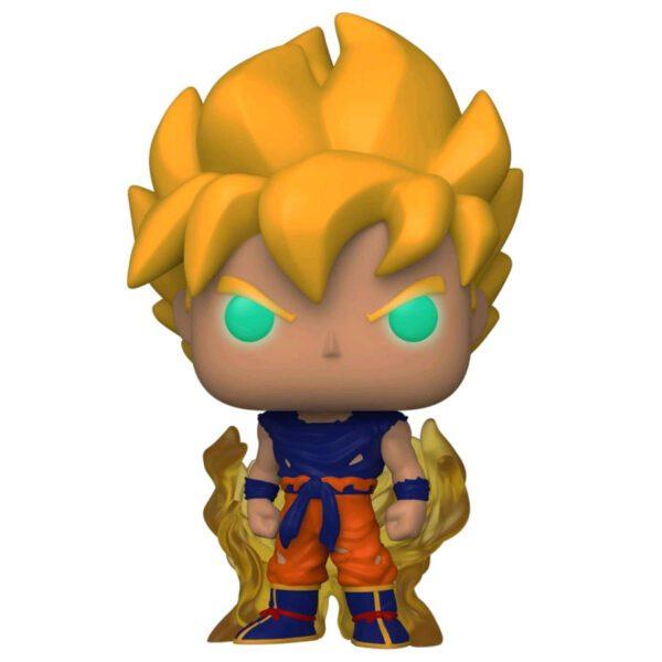 Dragon Ball Z - Super Saiyan Goku 1st Apperance Glow in the Dark Pop! Vinyl Figure