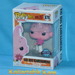 Dragon Ball Z - Kid Buu Kamehameha Pop! Vinyl Figure