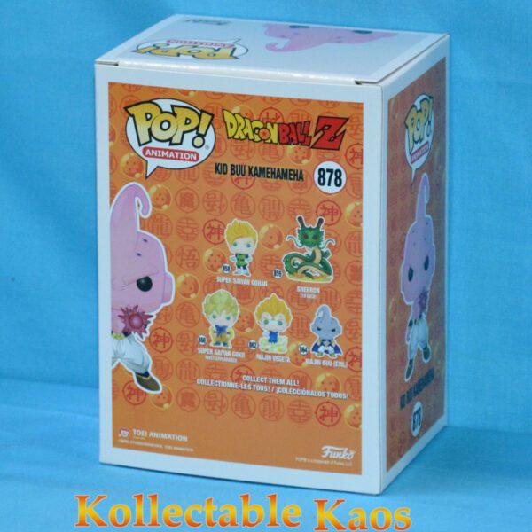 Dragon Ball Z - Kid Buu Kamehameha Pop! Vinyl Figure