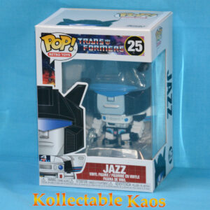 Transformers (1984) - Jazz Pop! Vinyl Figure