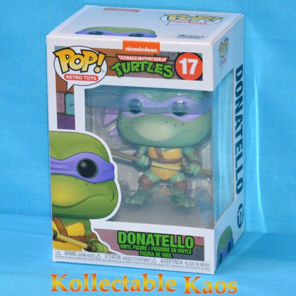 Teenage Mutant Ninja Turtles (1990) - Donatello Pop! Vinyl Figure