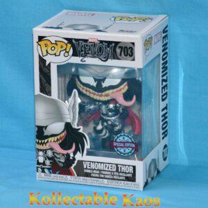 Venom - Venomized Thor Pop! Vinyl Figure