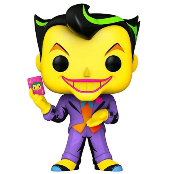Batman: The Animated Series - The Joker Blacklight Pop! Vinyl Figure