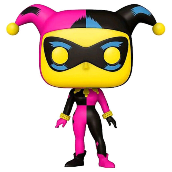 Batman: The Animated Series - Harley Quinn Blacklight Pop! Vinyl Figure