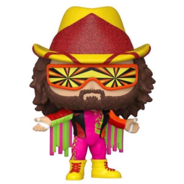WWE - Macho Man Randy Savage Diamond Glitter Pop! Vinyl Figure