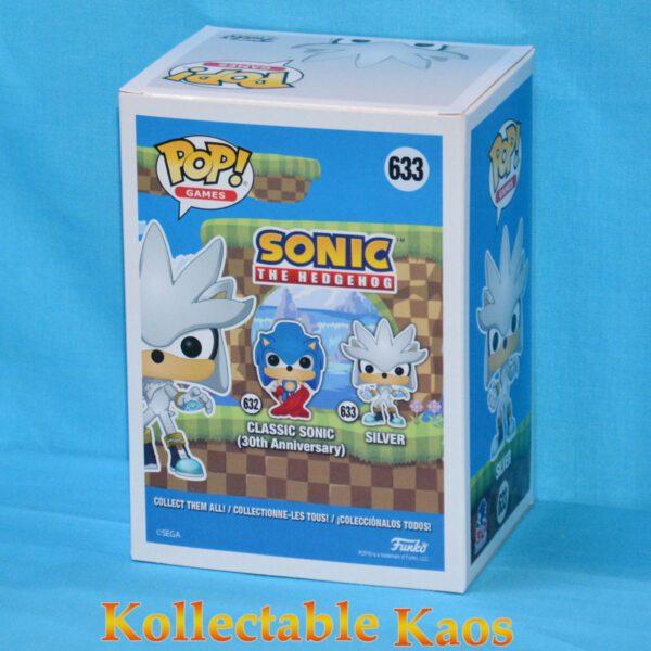 Sonic the Hedgehog - Silver 30th Anniversary Pop! Vinyl Figure