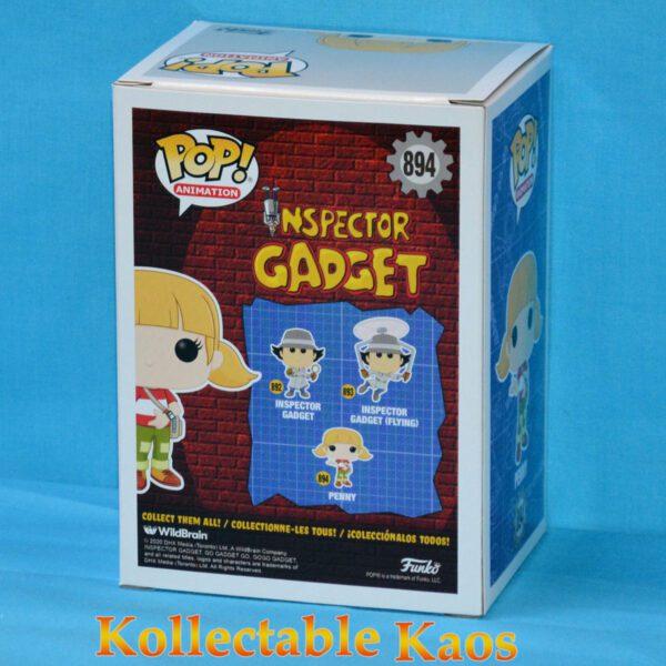 Inspector Gadget - Penny Pop! Vinyl Figure