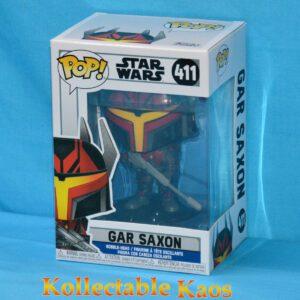 Star Wars: The Clone Wars - Gar Saxon Pop! Vinyl Figure