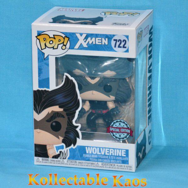 X-Men - Retro Wolverine Pop! Vinyl Figure
