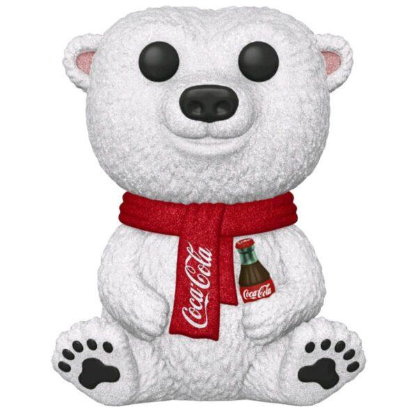 Coca Cola - Polar Bear Diamond Glitter Pop! Vinyl Figure