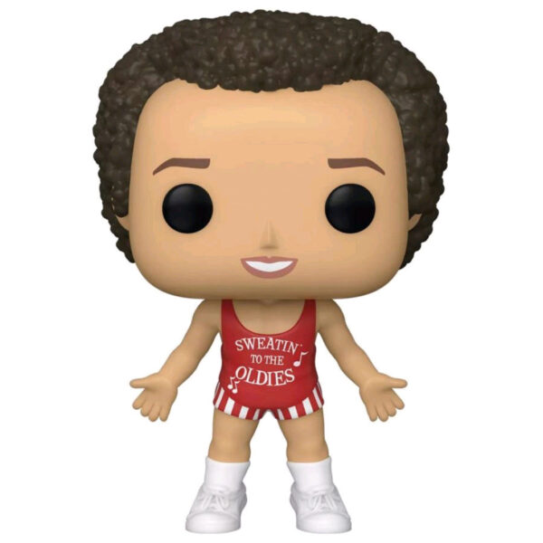 Icons - Richard Simmons in Red Outfit Pop! Vinyl Figure