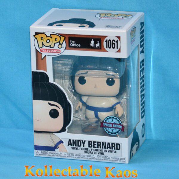 The Office - Andy Bernard in Sumo Suit Pop! Vinyl Figure
