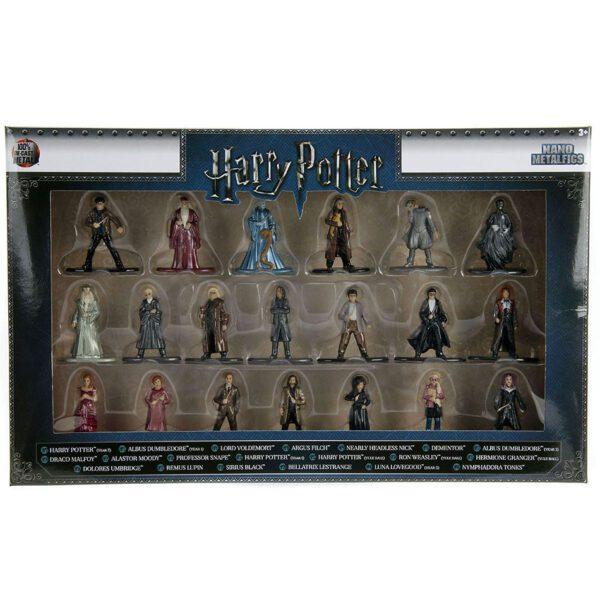 Harry Potter - Nano Metalfigs - Wave 2 - 20-Pack