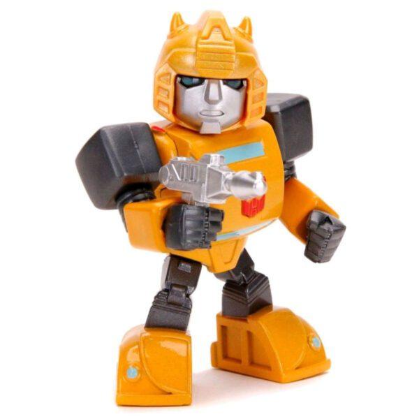 """Transformers - Bumblebee 10cm(4"""") Metals Die-Cast Action Figure"""