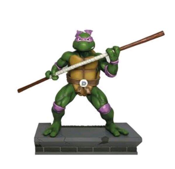 Teenage Mutant Ninja Turtles (1987) - Set of Four 1:8 Scale PVC Statues