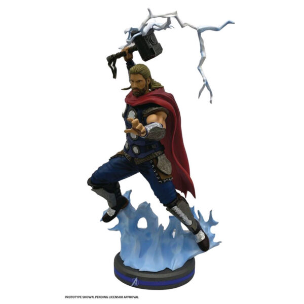 Gamer Verse - Avengers - Thor 1:10 Scale PVC Statue