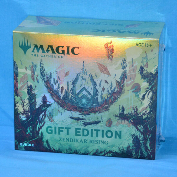Magic the Gathering - Zendikar Rising Gift Bundle