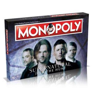 Monopoly - Supernatural Edition