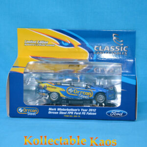 1:43 Classics - 2012 Orrcon Steel FPR - Ford FG Falcon - Winterbottom