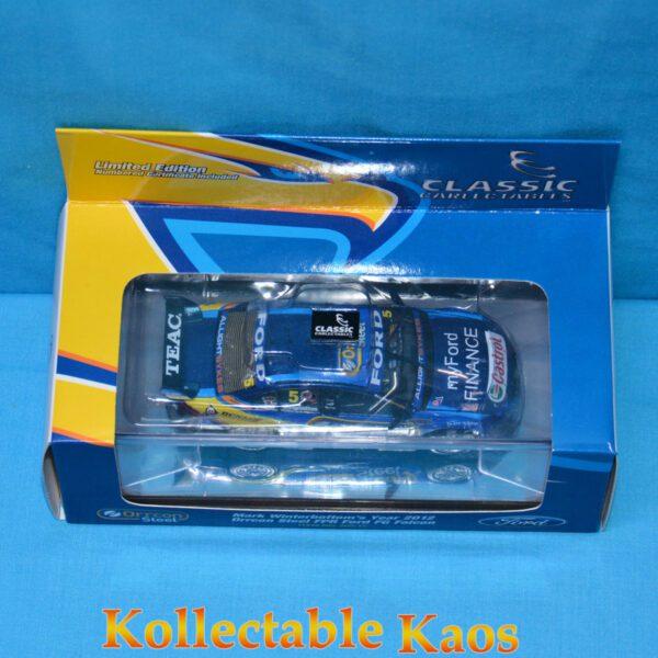 1:43 Classics - 2012 Orrcon Steel FPR - Ford FG Falcon - Winterbottom
