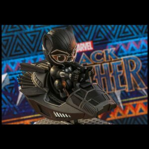 Black Panther - Black Panther Cosrider Hot Toys Figure