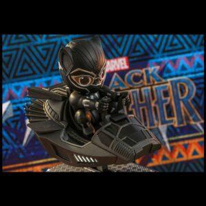 Black Panther - Black Panther Cosrider Hot Toys Figure