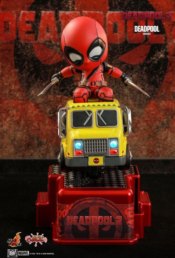Deadpool 2 - Deadpool Cosrider Hot Toys Figure