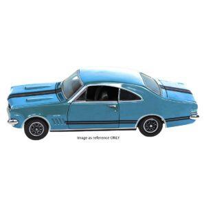 1:43 DDA - 1969 HT Monaro GTS 350 - Monza Blue