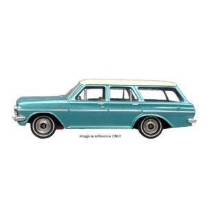 1:43 DDA - 1964 Holden EH Wagon - Amberly Blue
