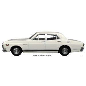 1:43 DDA - 1967 Ford Falcon XR GT - Avis White