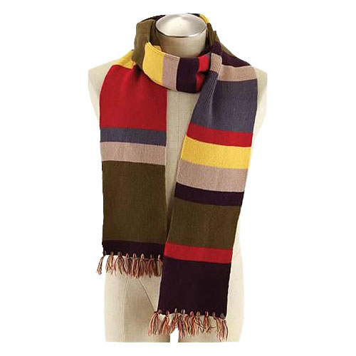 Doctor Who - Fourth Doctor(Tom Baker) 6 Foot Scarf