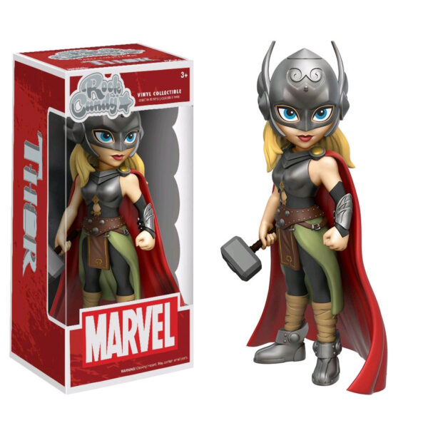 "Thor - Lady Thor Rock Candy 12.5cm(5"") Vinyl Figure"