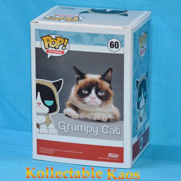 Icons - Grumpy Cat Pop! Vinyl Figure