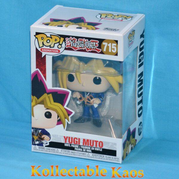 Yu-Gi-Oh! - Yugi Mutou Pop! Vinyl Figure
