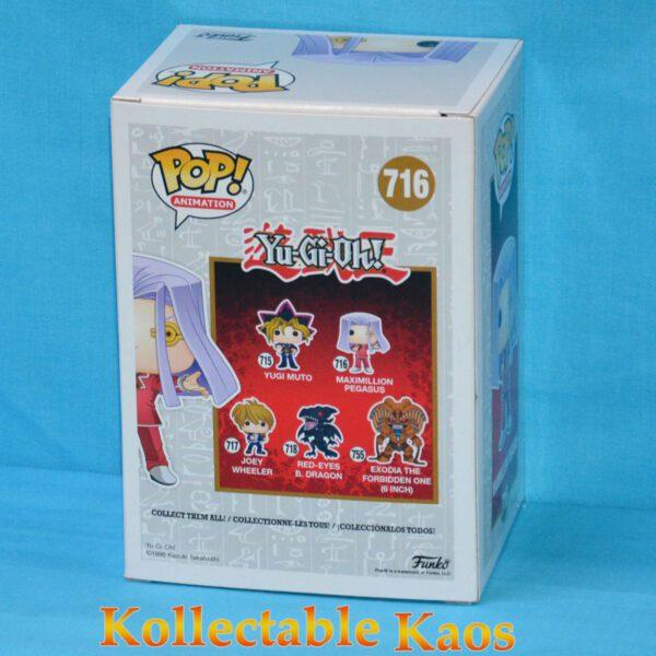 Yu-Gi-Oh! - Maximillion Pegasus Pop! Vinyl Figure