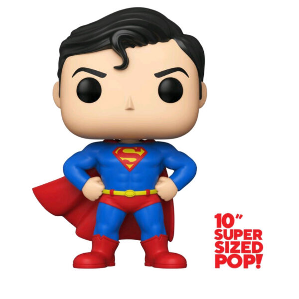 "Superman - Superman 25cm(10"") Pop! Vinyl Figure"