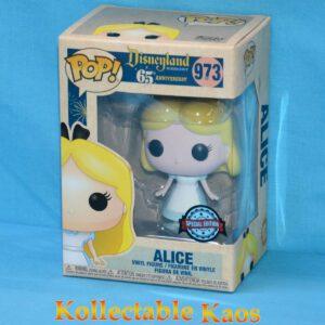 Alice in Wonderland - Alice Disneyland 65th Anniversary Pop! Vinyl Figure