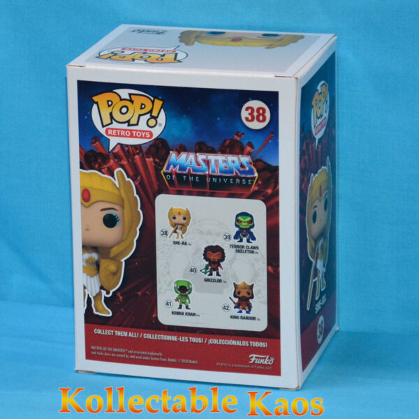 Masters of the Universe - She-Ra Glow in the Dark Pop! Vinyl Figure