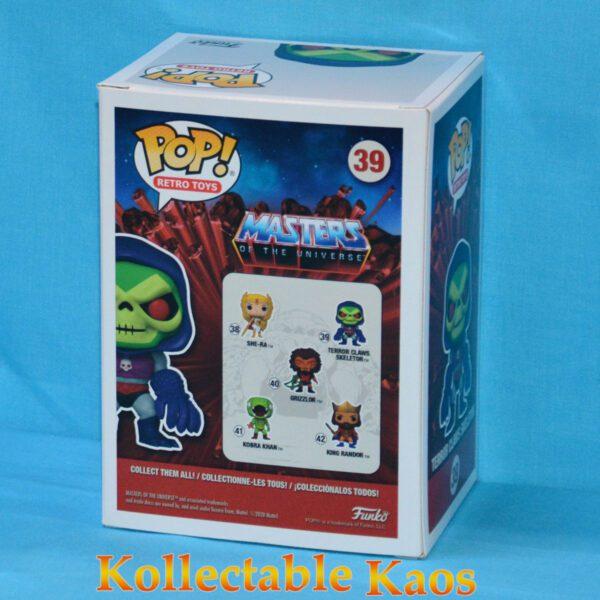 Masters of the Universe - Skeletor Terror Claws Pop! Vinyl Figure
