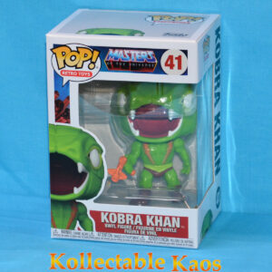 Masters of the Universe - Kobra Khan Pop! Vinyl Figure
