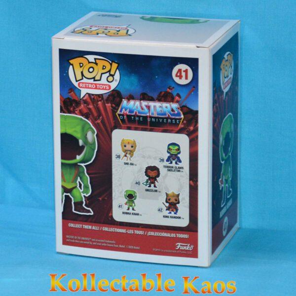 Masters of the Universe - Kobra Khan Pop! Vinyl Figure