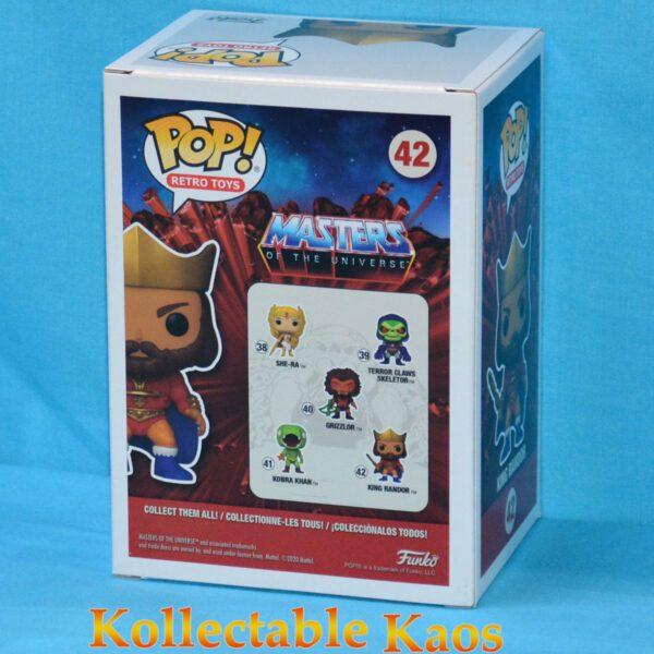 Masters of the Universe - King Randor Pop! Vinyl Figure