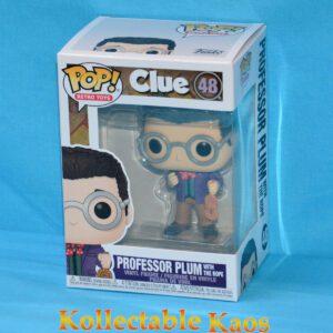 Clue - Professor Plum with Rope Pop! Vinyl Figure