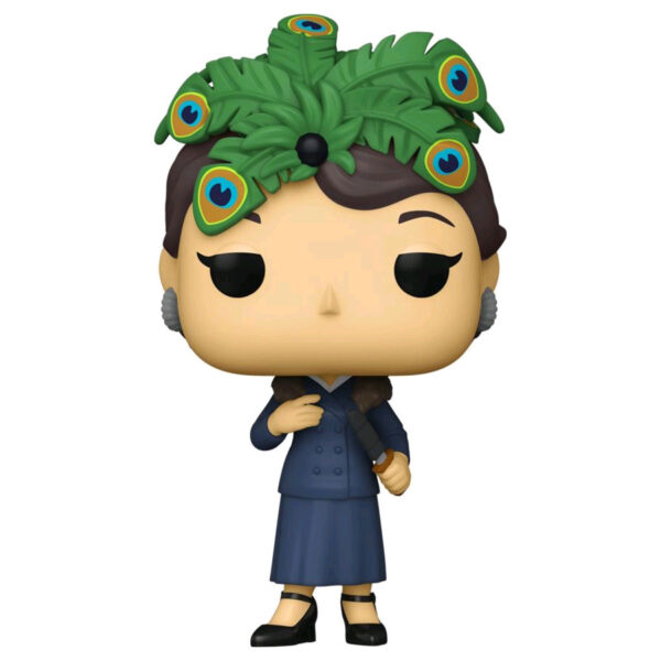 Clue - Mrs Peacock with Knife Pop! Vinyl Figure