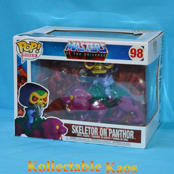 Masters of the Universe - Skeletor on Panthor Pop! Rides Vinyl Figure
