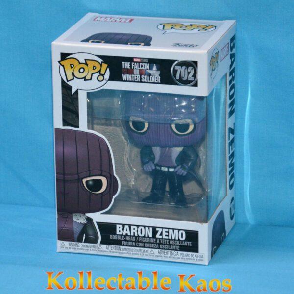 The Falcon and the Winter Soldier - Baron Zemo Pop! Vinyl Figure