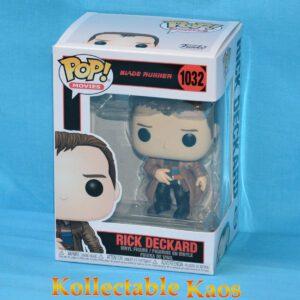 Blade Runner - Rick Deckard Pop! Vinyl Figure